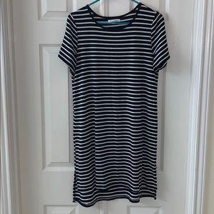 SzM tee shirt dress